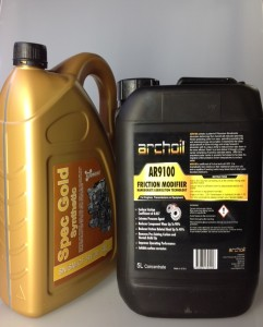 SPECOL Gold Synthetic SN/SM/CF 5W30 4L + Archoil AR9100