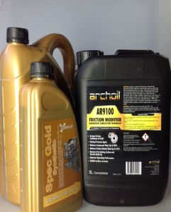 SPECOL Gold Synthetic SN/SM/CF 5W30 5L + Archoil AR9100