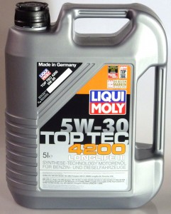 Liqui Moly Top Tec 4200 5W-30 5L + Płukanka ProLine Engine Flusch 500ml