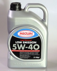 Meguin Low Emission 5W40 4l