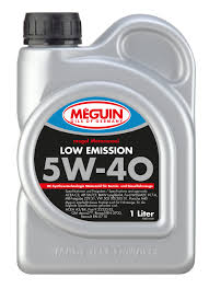 Meguin Low Emission 5W40 1l