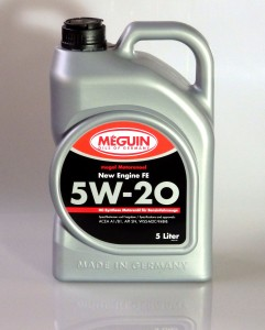 Meguin New Engine FE 5W20 5L
