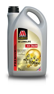 MILLERS OILS EE LONGLIFE C3 5w30 5L + Archoil AR2820 250 ml