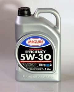 Meguin Efficency 5W30 5L